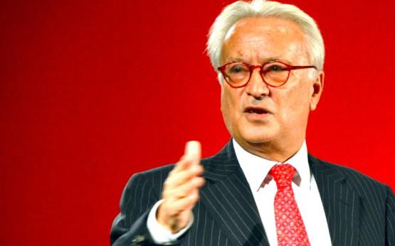 Hannes Swoboda   Foto: Steffen Voß