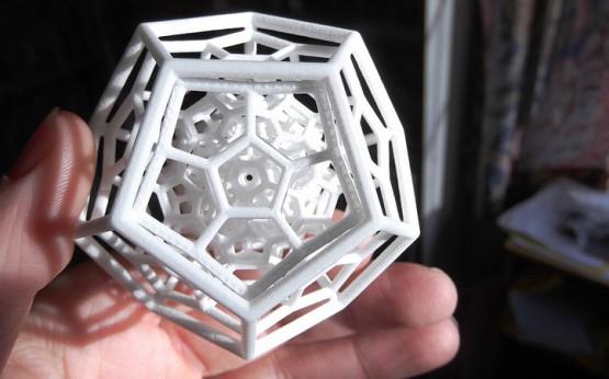 3D-Druck: Komplexe Formen sind schon heute möglich
