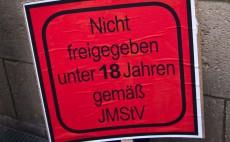 JMStV: Nicht freigegeben unter 18 Jahren gemäß JMStV