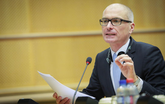 Peter Simon, SPD