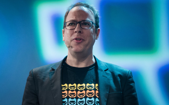 Markus Beckdahl von netzpolitik.org