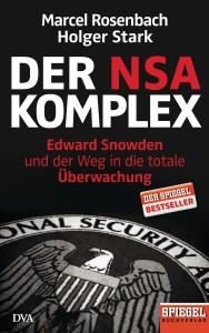 Der NSA-Komplex von Marcel Rosenbach und Holger Stark, Deutsche Verlags-Anstalt, 2014 | Foto: randomhouse.de